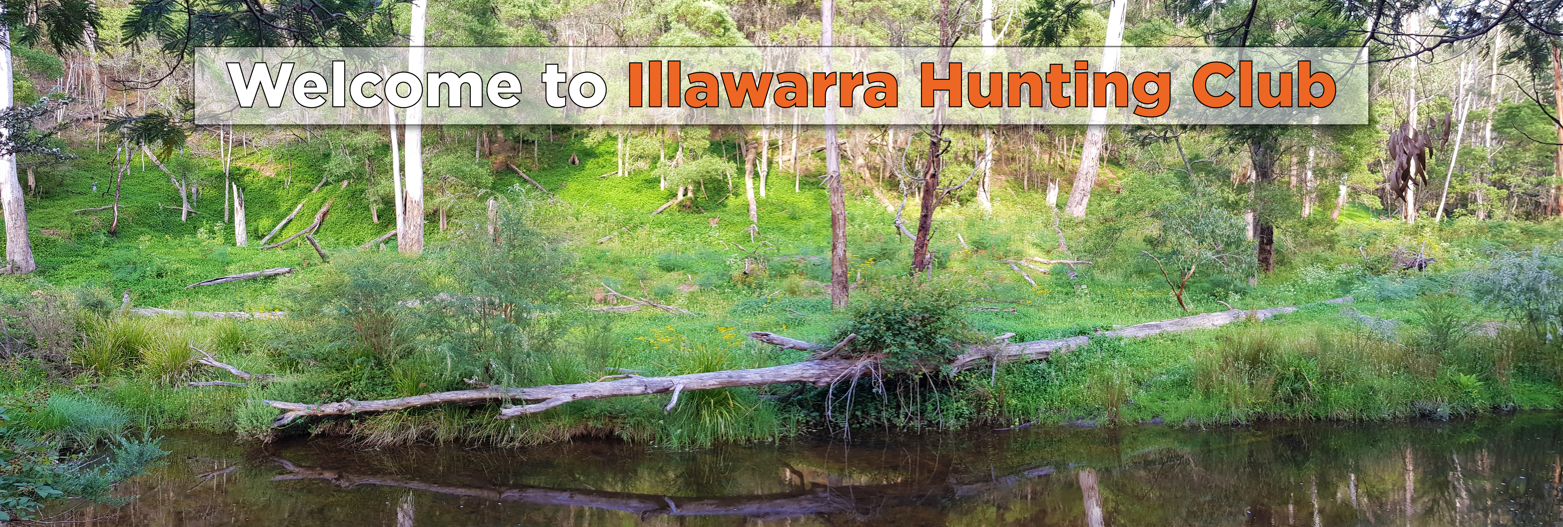 Welcome to Illawarra Hunting Club